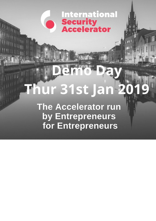 Demo Day - International Security Accelerator