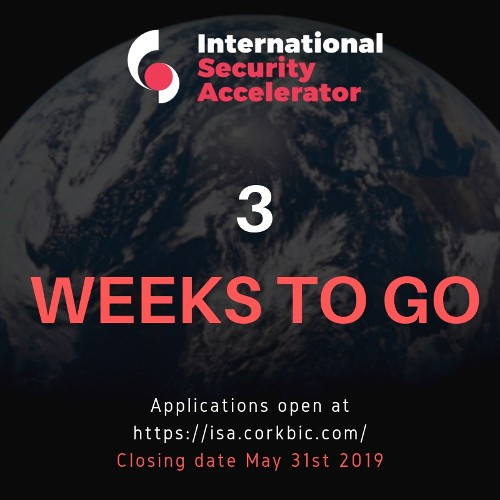 3 Weeks to Apply for 3rd Cohort of Accelerator