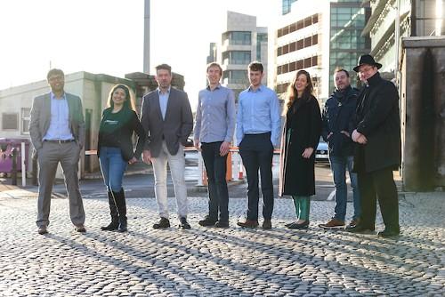 Cork based Security Accelerator Teams raise €5million and create 30 Jobs