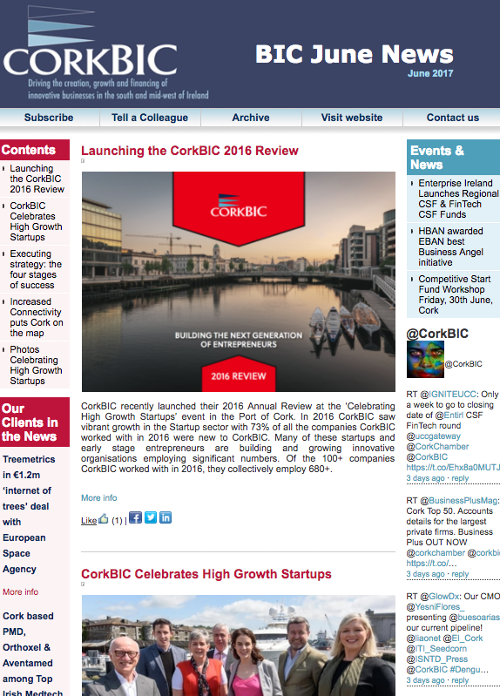 BIC June Newsletter