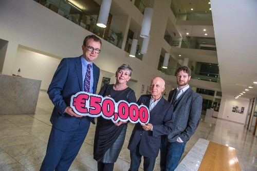 Ireland's first International Security Accelerator launches - €50,000 on offer to qualifying teams
